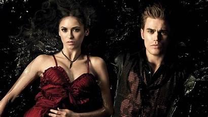 Vampire Diaries Elena Wallpapers Damon Desktop Stefan