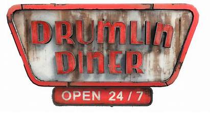 Fallout Diner Drumlin Wikia Fallout4