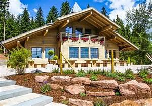Häuser Im Landhausstil : bauen mit holz ~ Yasmunasinghe.com Haus und Dekorationen