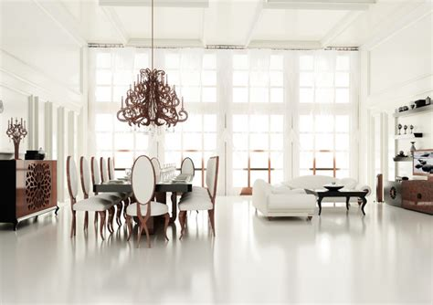 Dining Room Project Big Dining Table  Contemporary  Dining Room  Miami By