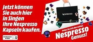 Media Markt Singen : holen sie sich den echten nespresso genuss mediamarkt singen ~ Watch28wear.com Haus und Dekorationen