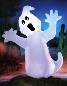 Inflatable Halloween Ghosts