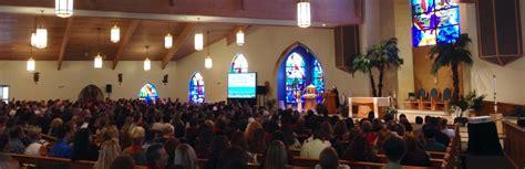 give now to st charles borromeo catholic school in orlando 613 | church palm trees 3