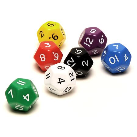 colored dice jumbo dice assorted colors