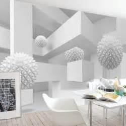 custom photo wallpaper  abstract art home decor