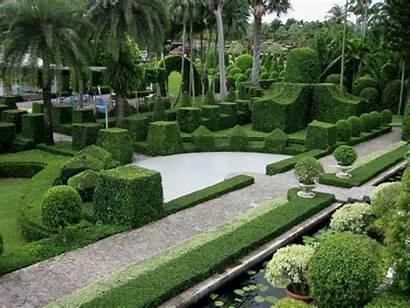 Garden Gardens Tropical Designs Homes Luxury Idea