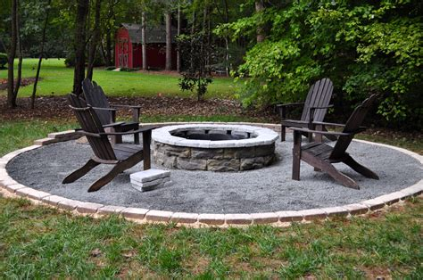 outdoor built in pits built in outdoor fire pit miller company inc