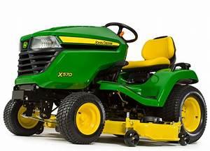 John Deere Select Series X500 Lawn Tractors