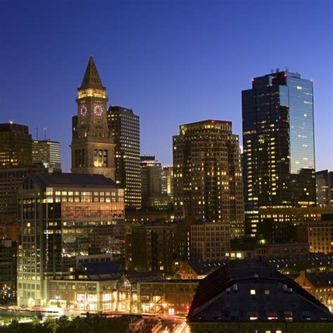 Boston Hotels Near The T Red Line Usa Today