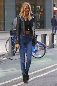 Martha Hunt Jeans