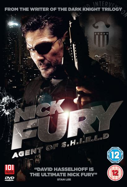 nick fury agent  shield dvd zavvicom