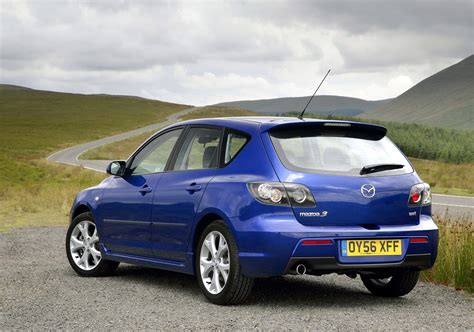 Mazda 3 Hatchback Review (2004