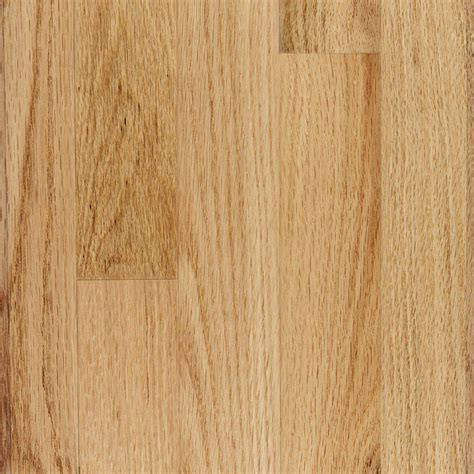 Millstead Red Oak Natural 3/4 in. Thick x 2 1/4 in. Wide x