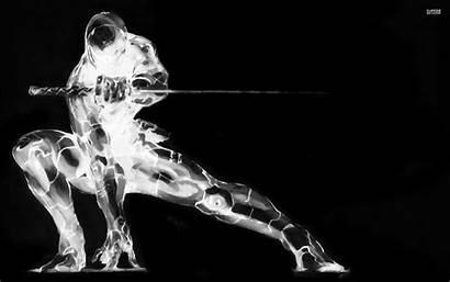 Gear Fox Metal Solid Gray Wallpapers Mgs