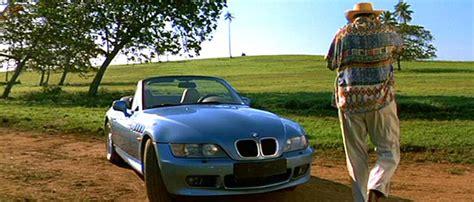 Bmw Z3 James Bond Movie Goldeneye 1995 Pierce Brosnan