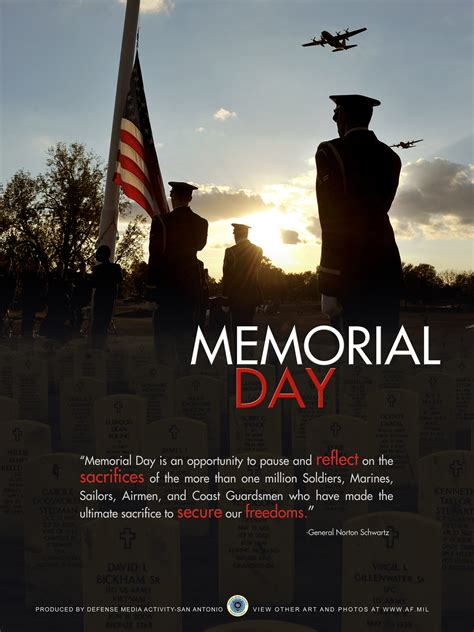 Air Force leaders issue Memorial Day message > U.S. Air ...