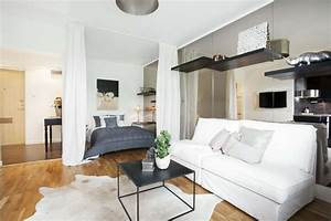 Как совместить гостиную и спальню: выбор мебели