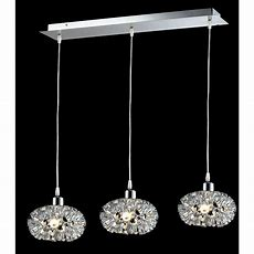 Classic Lighting Laguna 3 Light Kitchen Island Pendant