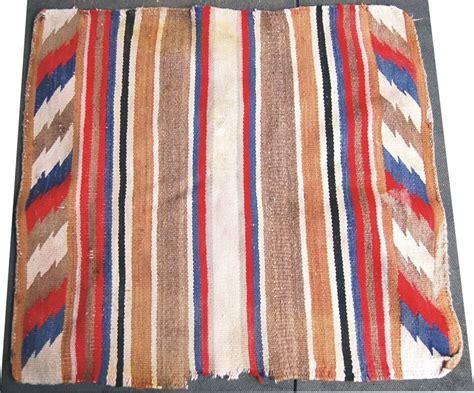 navajo blanket saddle