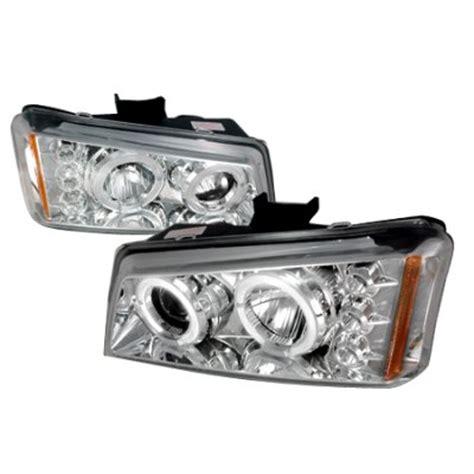 2004 chevy silverado halo lights chevy silverado 2500 2003 2004 chrome halo projector