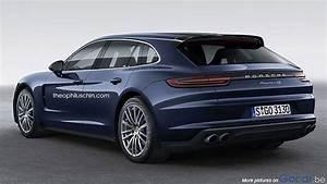 Porsche Panamera Break : premier rendu de la nouvelle porsche panamera break toute l 39 actualit porsche sur ~ Gottalentnigeria.com Avis de Voitures