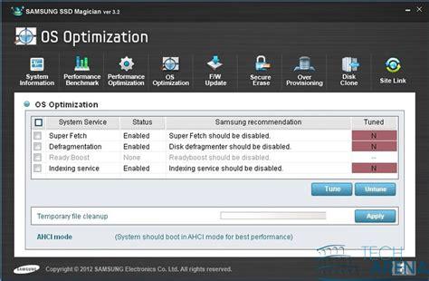 SSD Samsung 840 120 GB Software 2   TechArena