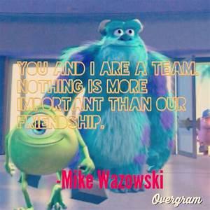 Disney quotes(: Monster Inc. | Quotes | Pinterest | Disney ...