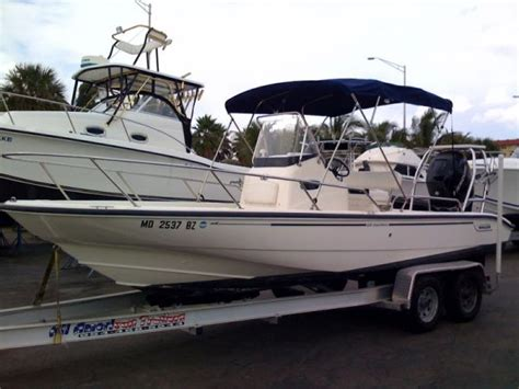 Boston Whaler Dauntless Boats For Sale by Boston Whaler 22 Dauntless Boats For Sale Boats