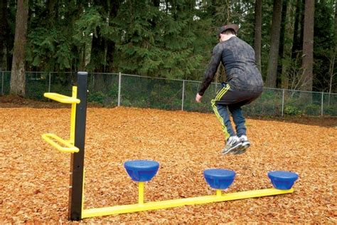 Outdoor Workout Equipment For Teens