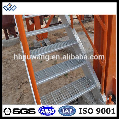 galvanis 233 marches d escalier plein air caillebotis en acier massif marches d escalier acier id