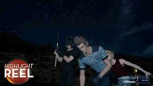 Prompto Doesn't Care About Your New Recipe, Ignis | Kotaku ...