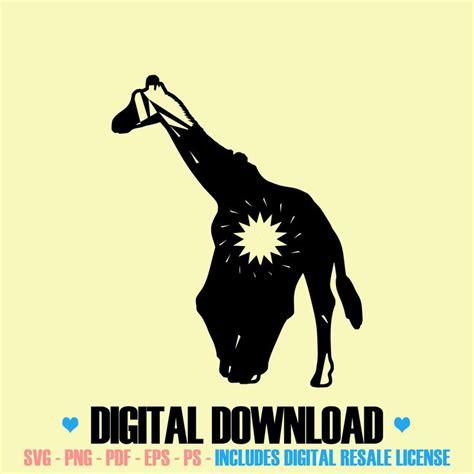 Download baby giraffe svg, mandala giraffe svg,monogram giraffe svg (242653) today! Young Giraffe Mandala Winter Edition SVG Digital Image ...