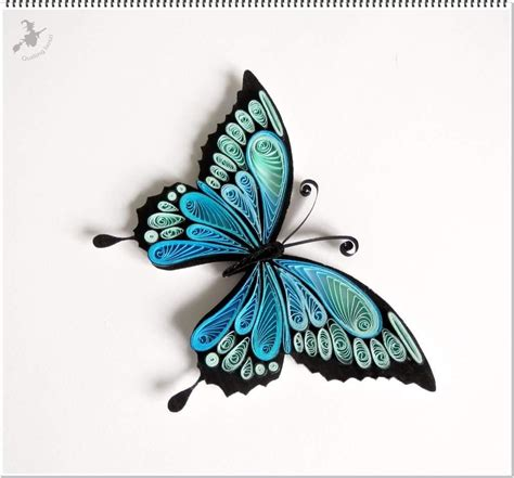 quilled butterfly paper quilling jewelry paper quilling
