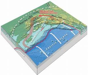 Why Do Earthquakes Occur In Southern Alaska