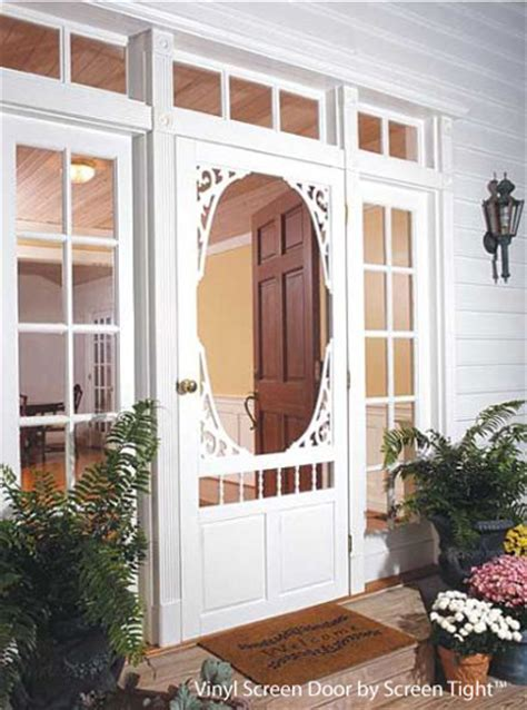 Screen Doors, a modern renaissance   Woods Home