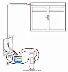 Qubino Z-wave Plus Flush Shutter Module Zmnhcd3