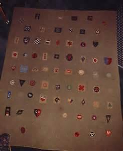 WW1 U.S. Army Shoulder Patches