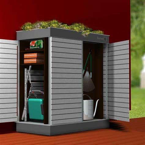 Garten[q]  Moderne Gartenhäuser, Gartenschränke