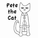 Coloring Cat Pete Pages Momjunction Printable sketch template