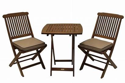 Furniture Eucalyptus Outdoor Piece Bistro Square Interiors