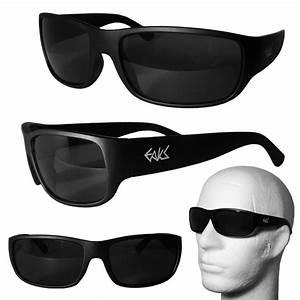 Coole Karnevalskostüme Herren : eaks wear coole herren designer sonnenbrille schwarz biker gangster rap hip hop ~ Frokenaadalensverden.com Haus und Dekorationen