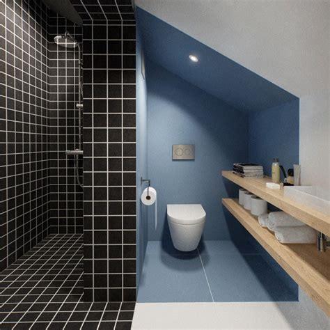 master bathroom shower tile ideas 10 banheiros com tons de azul casa vogue ambientes