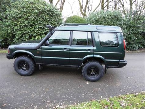 old car manuals online 2001 land rover discovery series ii transmission control 2001 land rover discovery td5 auto off roader for sale car and classic
