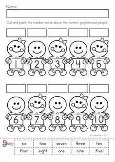 kindergarten picture word math worksheets easter