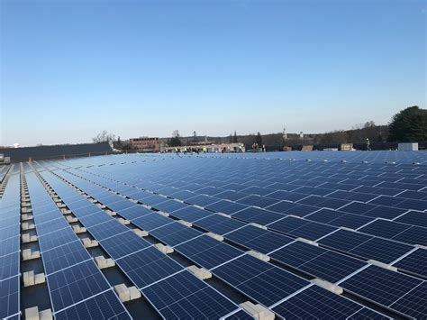 Solar Array at Phillips Exeter Academy Among N.H.'s ...