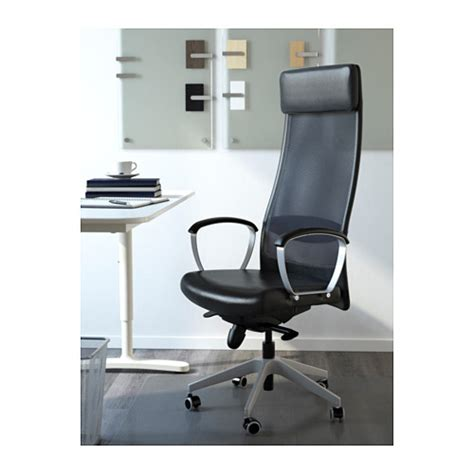 Markus Swivel Chair Ikea by Markus Swivel Chair Glose Black Ikea