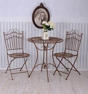 Gartentisch Metall Antik : nostalgischer gartentisch vintage garten tisch metall rost antiktisch ebay ~ Watch28wear.com Haus und Dekorationen