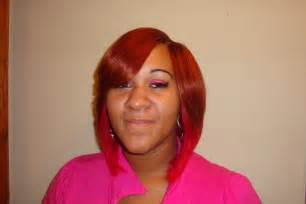 Bob Sew in Weave Hairstyles for Black Women
