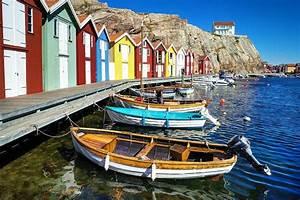 Fishing Villages  U0026 Sea Kayaking Around The Bohusl U00e4n