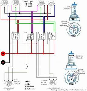 2011 Dodge Ram 2500 Headlight Wiring Diagram